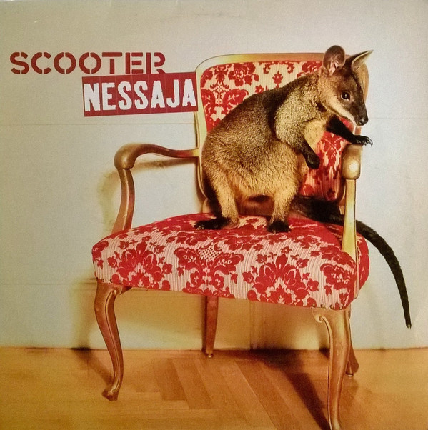 Scooter - Nessaja cover of release