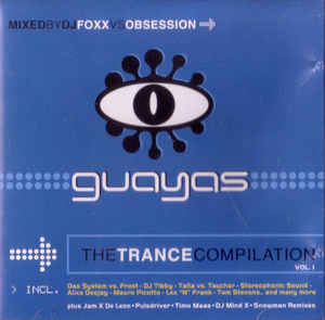 DJ Obsession - Guayas - The Trance Compilation Vol. 1