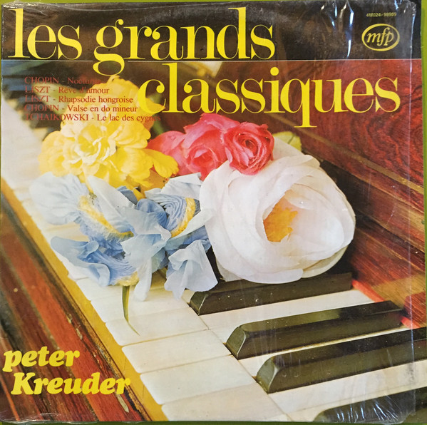 Peter Kreuder - Les Grands Classiques - In A Classical Mood With Peter Kreuder cover of release