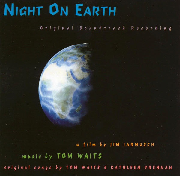 Tom Waits - Night On Earth cover of release