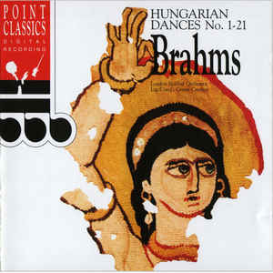 Johannes Brahms - Hungarian Dances No. 1 - 21