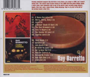 Ray Barretto - Acid / Hard Hands