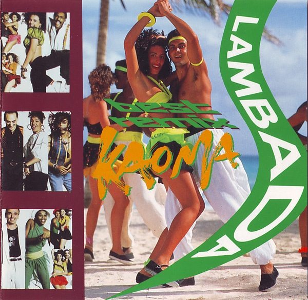 Kaoma - Lambada (Best Remix) cover of release