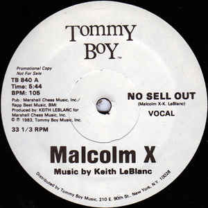 Malcolm X - No Sell Out