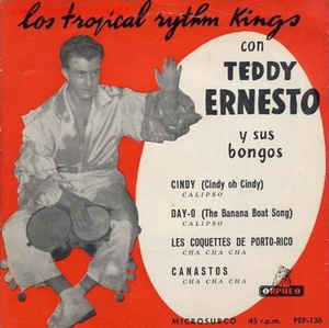 Les Tropical Rhythm Kings - Cindy (Oh Cindy)