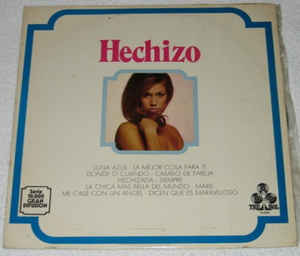 Alfred Stillman And His Orchestra - Hechizo