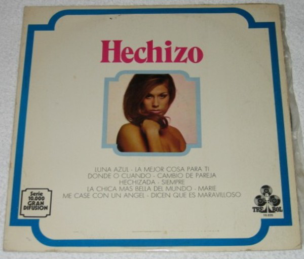 Alfred Stillman And His Orchestra - Hechizo cover of release