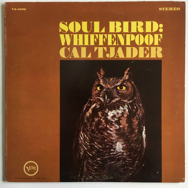 Cal Tjader - Soul Bird: Whiffenpoof cover of release
