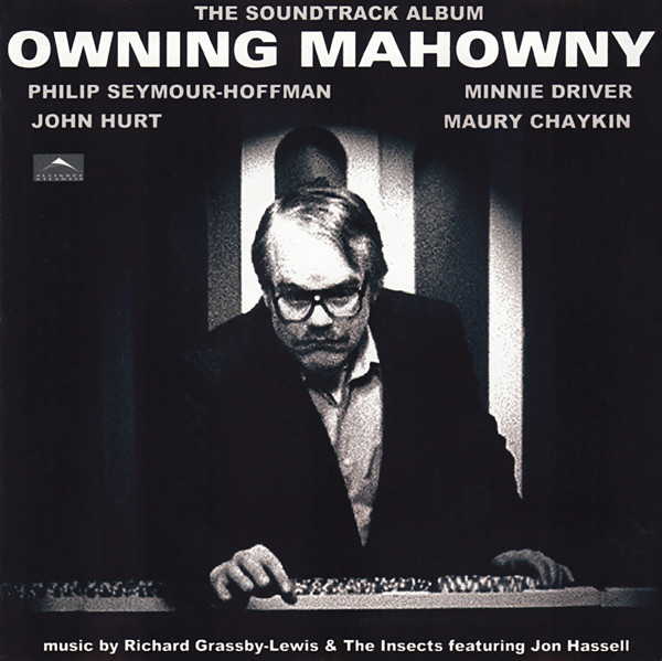 Richard Grassby-Lewis, Insects, The, Jon Hassell - Owning Mahowny / Flames Of Passion cover of release
