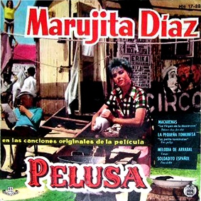 Marujita Diaz - Pelusa cover of release