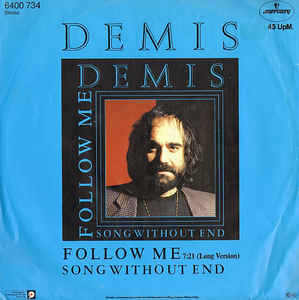 Demis Roussos - Follow Me / Song Without End