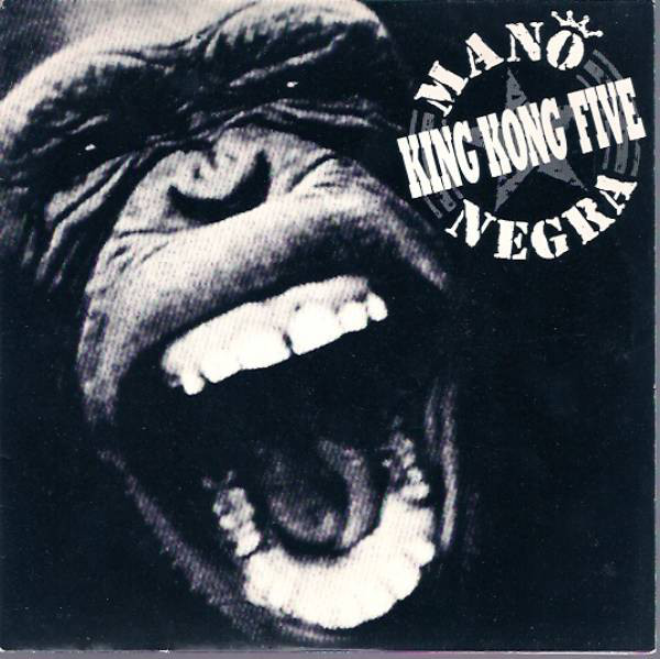 Mano Negra - King Kong Five cover of release