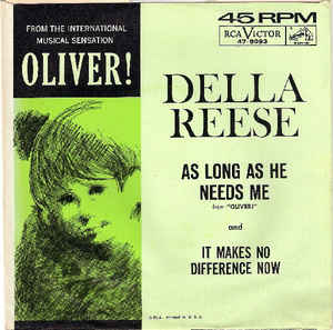 Della Reese - As Long As He Needs Me