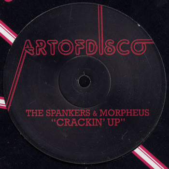Spankers, The, DJ Morpheus - Crackin' Up cover of release