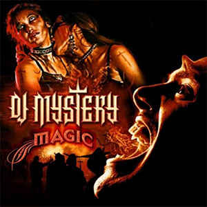 DJ Mystery (3) - Magic cover of release
