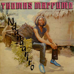 Thomas Mapfumo And The Blacks Unlimited - Ndangariro