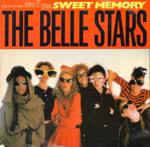 Belle Stars, The - Sweet Memory (Extended Remixed 12