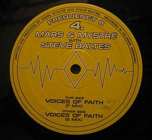 Steve Baltes - Voices Of Faith