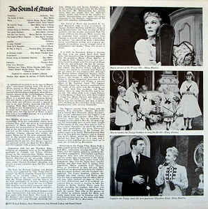 Leland Hayward - The Sound Of Music (Original Broadway Cast)
