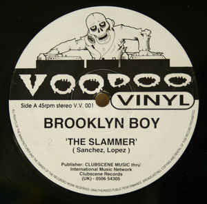 Brooklyn Boy - The Slammer