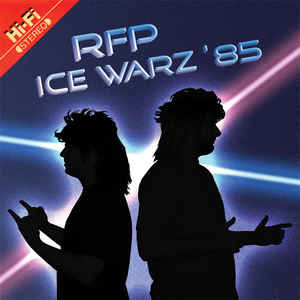 Red Falcon Projects, The - Ice Warz '85