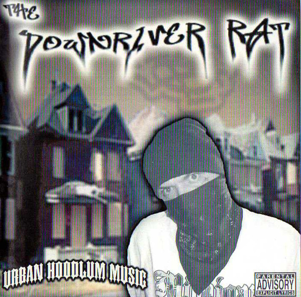 Downriver Rat, The - Urban Hoodlum Music cover of release