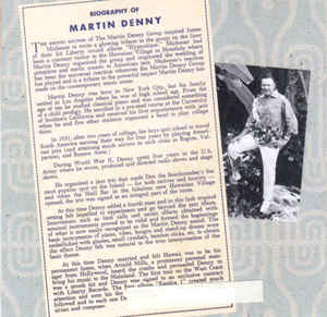 Martin Denny - The Best Of Martin Denny's Exotica