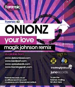 Onionz - Your Love (Magik Johnson Remix)