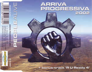 People Alive - Arriva Progressiva 2002