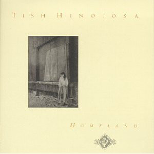 Tish Hinojosa - Homeland cover of release