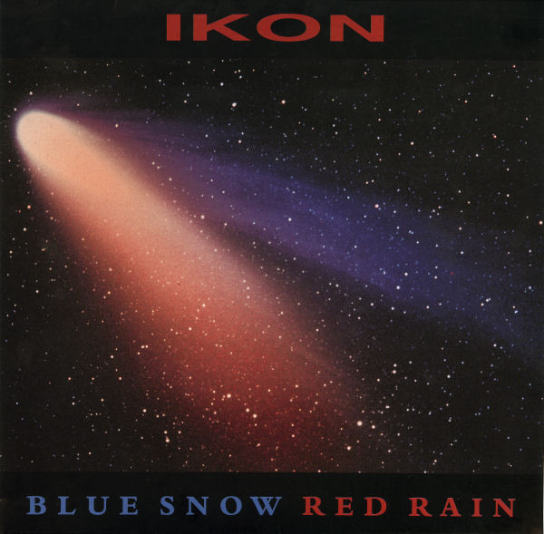 Ikon (4) - Blue Snow Red Rain cover of release