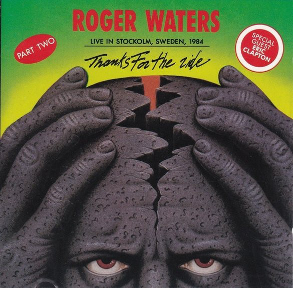Roger Waters - Thanks For The Ride (Part Two) cover of release