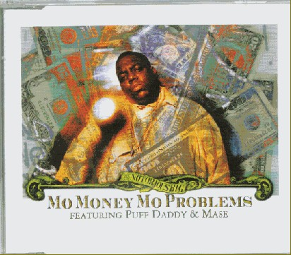Notorious B.I.G., Puff Daddy, Mase - Mo Money Mo Problems cover of release