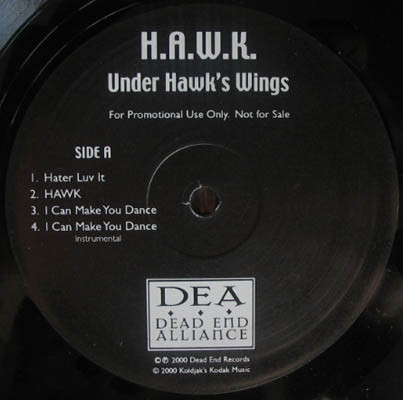 H.A.W.K. - Under H.A.W.K.'s Wings cover of release