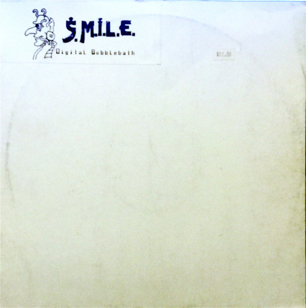 S.M.I.L.E., L.B. Bad - Digital Bubblebath / New York - Berlin Connection cover of release