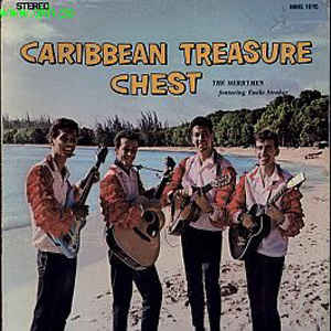 Merrymen, The - Caribbean Treasure Chest