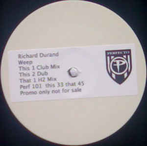 Richard Durand - Weep