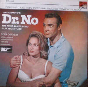 Monty Norman - Dr. No (Original Motion Picture Soundtrack) Volume 2