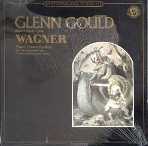 Glenn Gould - Piano Transcriptions Of Orchestral Showpieces