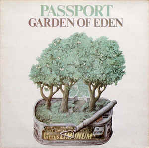 Passport (2) - Garden Of Eden
