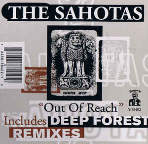 Sahotas - Out Of Reach