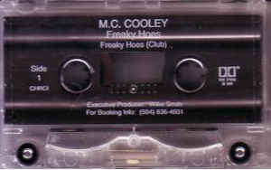 MC Cooley - Freaky Hoes