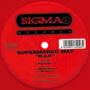 Supermarco May - W.A.P