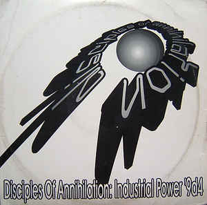 Disciples Of Annihilation - Industrial Power '9d4