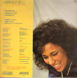 Nayanka Bell - If You Came To Go