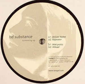 HD Substance - Streaming EP