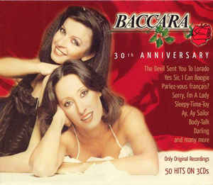 Baccara - 30th Anniversary
