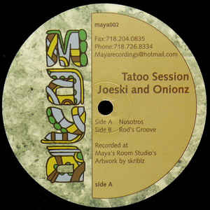 Onionz - Tatoo Session