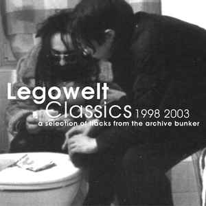 Legowelt - Classics 1998-2003 - A Selection Of Tracks From The Archive Bunker