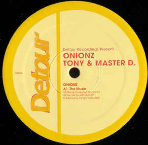 Onionz - The Music